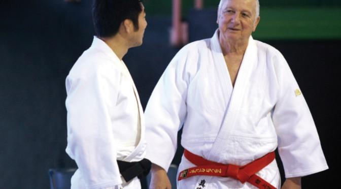 Incontro Sul Tatami Con Il Maestro FRANCO CAPELLETTI 10° DAN JUDO